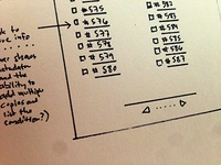 List View with Pagination