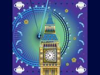 Illustrated cities - London, UK