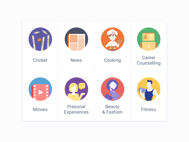 Career Counselling Designs Themes Templates And Downloadable Graphic Elements On Dribbble