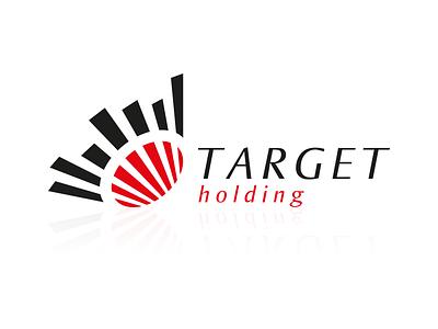 Logo Target Holding branding brand corporate design logo