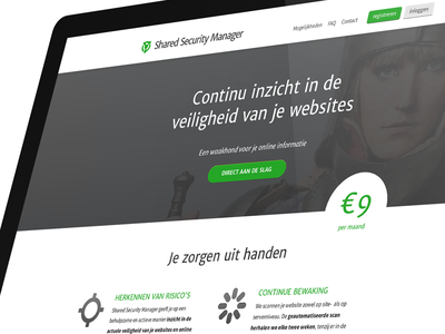 Design website SSM website ux ui web mobile responsive