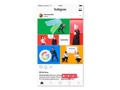 Google Partners Social Media Contest