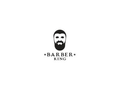 Barber King Logo
