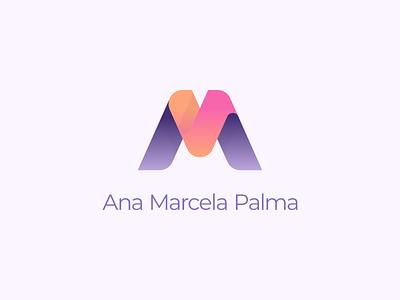 Ana Marcela Palma - Personal Branding legal design logotypedesign logotipo logo logotype branding design branding