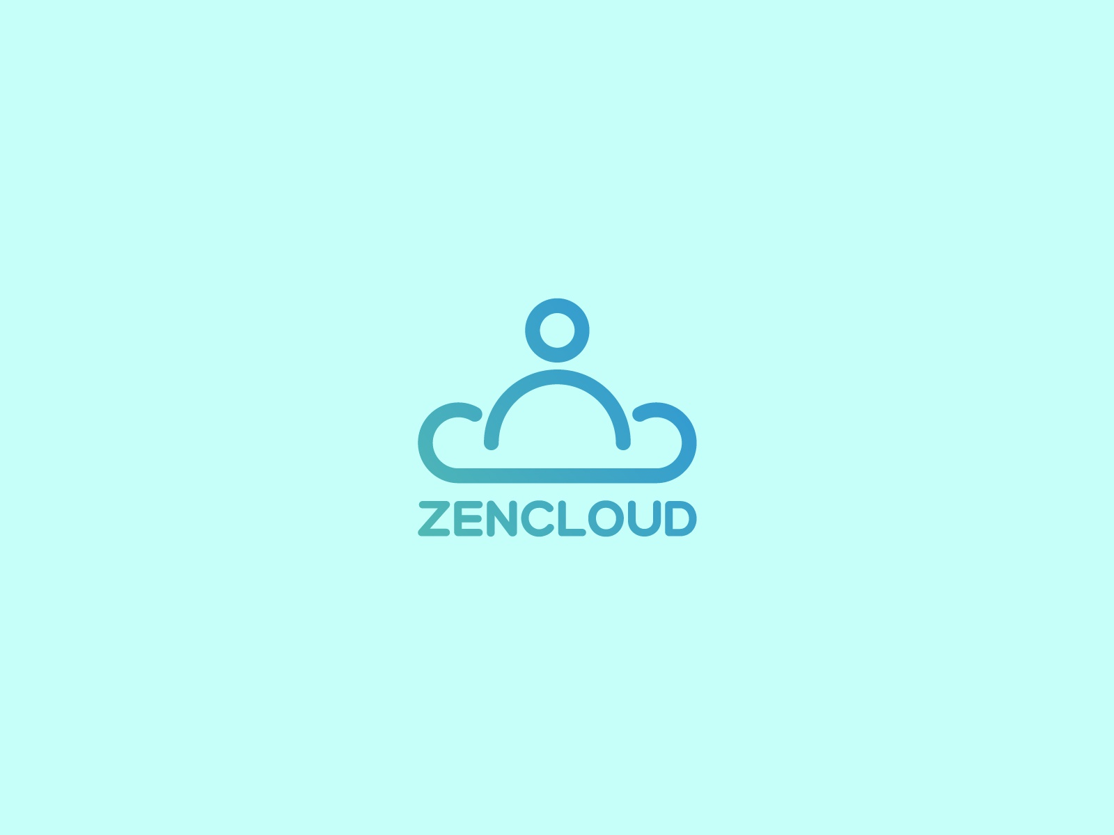 Day 14 zencloud dribbble