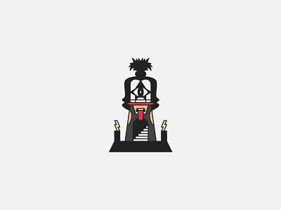 Lighthouse #7 Gene Simmons Kiss daily design dailylogochallenge design art illustrations flat illustrations flat illustration flat flat design illustration digital illustration design kiss gene simmons lighthouse logo lighthouse branding designer branding design brand design illustration