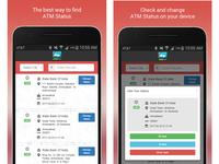 ATM Status Mobile App