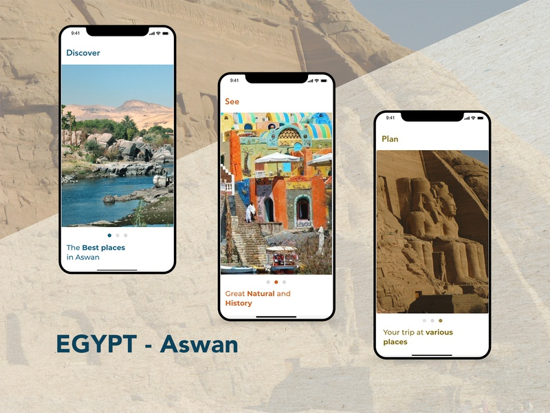 Plan your trip in EGYPT (Aswan ) Part 1