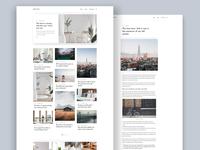 Melotta Blog Theme