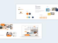 website rebranding styletile