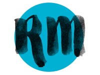 RM brush mark