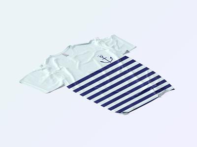 Sailor Shirt sailormoon sailor anchor stripes print concept shirt design shirtdesign shirtprint shirt concepts