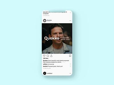 Quokka in the wild! focus lab proposal template saas freelance iphone ui proposals proposal quokka