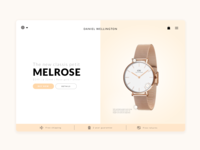 Daily UI #003 Landing Page