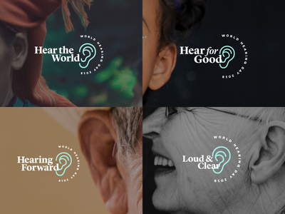 World Hearing Day 2018 Concepting