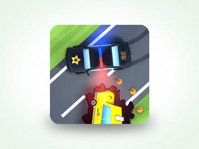 Road Rage Icon