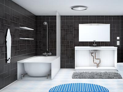 Bathroom Cutout