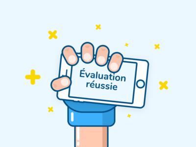 Evaluation success