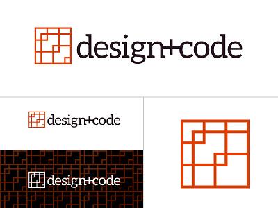 design+code logo logomark logotype code design