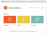 Cara's Website