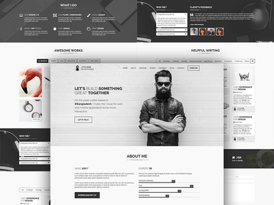 CVIT | Multipurpose Personal Portfolio / vCard / CV WP Theme
