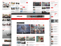 USNews | Multipurpose News, Magazine and Blog HTML5 Template