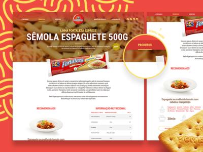 Fortaleza - Desktop Product Page