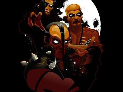 Masters of horrorpunk
