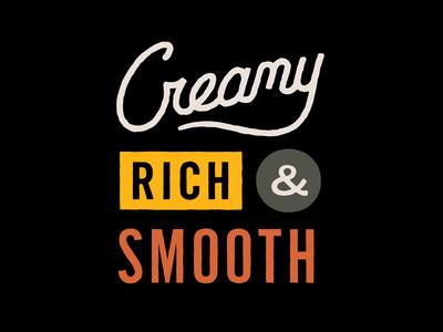 Creamy Type