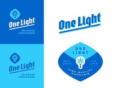 One Light Branding Assets