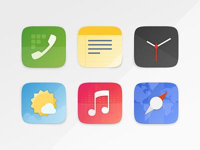 Suru App Icons ubuntu icons