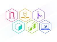 build.snapcraft.io workflow icons