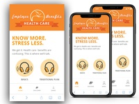 Fitness App Screen with IPhone xs Freebie