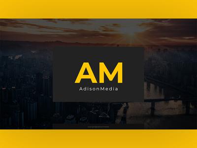 AM- Adsion Media center logo