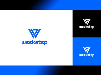 Logo for weekstep app