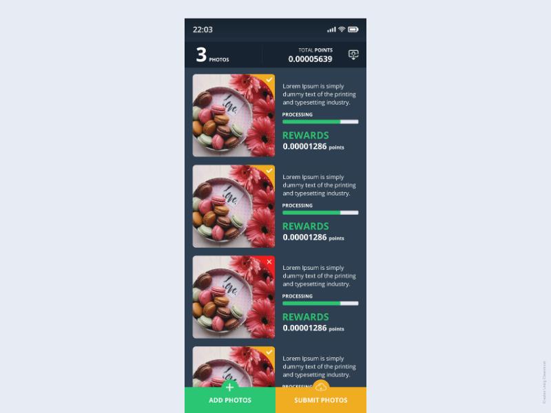 Capture & sell branding landing page website design clean user interface mobile app dashboard ux ui