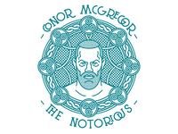 Conor McGregor – Celtic Design