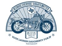 2015 Waco Shooting – Campaign Shirt Design