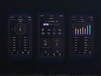 Fit Mobile app