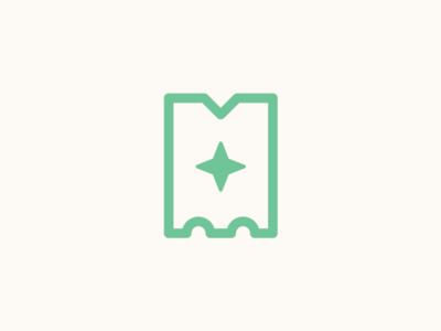 Ticket Logomark