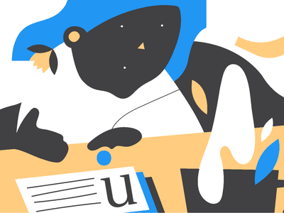 numen school - illustration #2 branding ui vector illustration vector flat art direction illustration