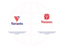 Variants Logo for my client
