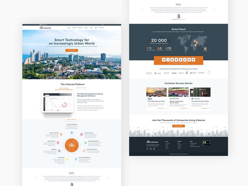 Smart Technology Website