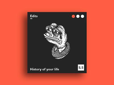 Edits inspiration logo ux ui style art design illustration