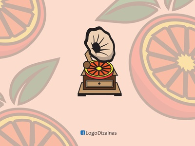 apelsinafonas creative design branding logo web creative flat animation design vector illustration
