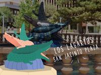 Snapchat Geofilter for San Jacinto Plaza, El Paso, TX