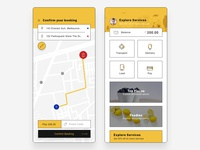 Transportation & Delivery App