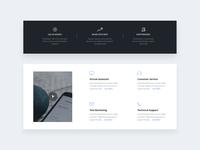Work assisted website redesign