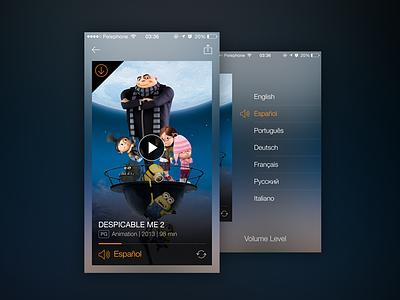 Babel5   Mobile App mylingo movie minions shazam app