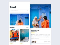 Travel ux ui travel seats data booking app x iphone